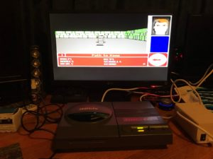 What does it Require to Play Games on Amiga!? Catacomb 3D playing on Amiga CD32