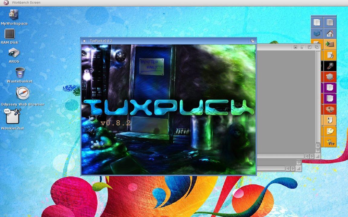 TuxPuckmain