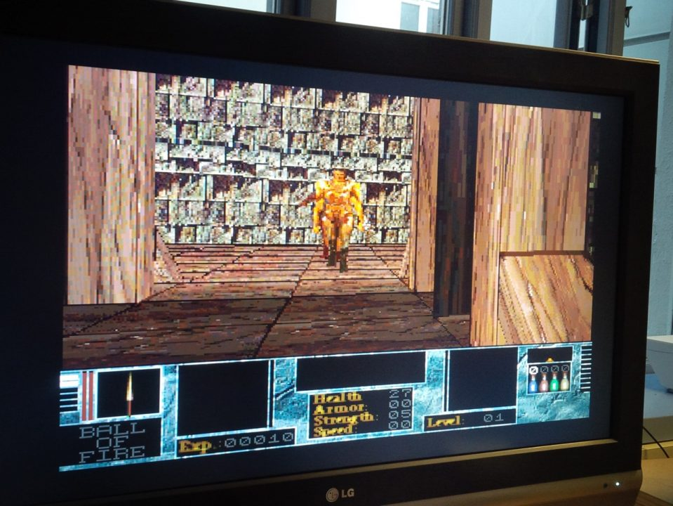 Only Amiga Made 3D FPS