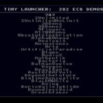 Tiny Launcher for Classic Amiga