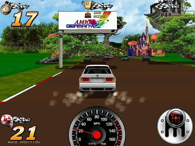 Amiga Racer