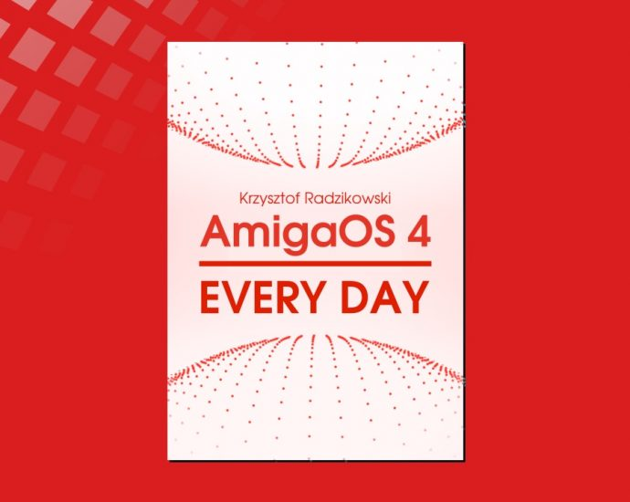 Book About Using AmigaOS 4