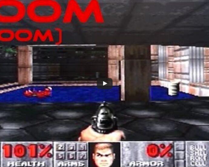 Doom Amiga 68060