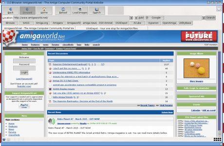 IBrowse 2.5 News