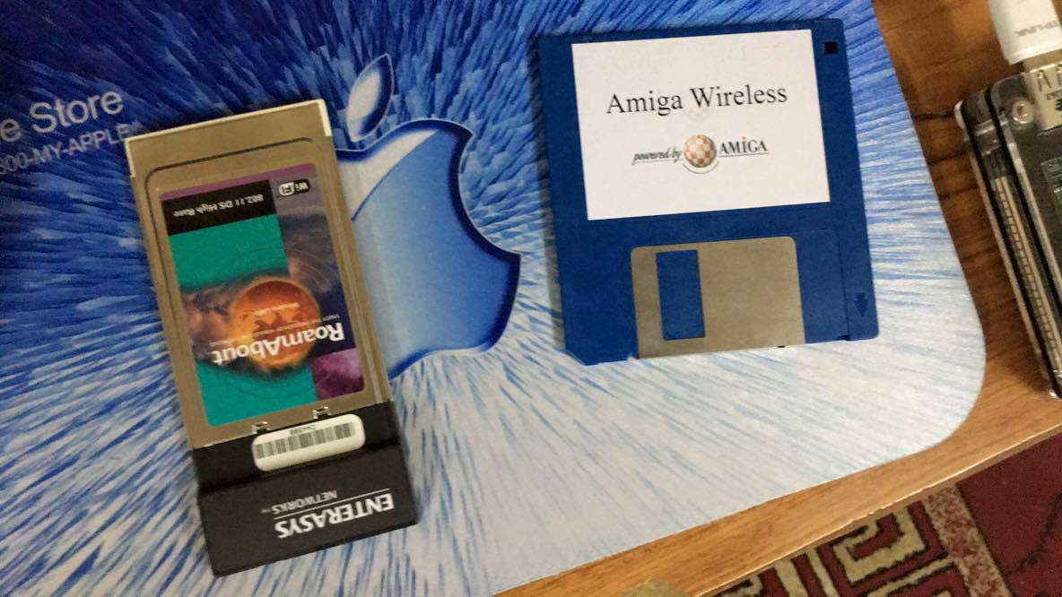 Amiga Wireless Promotion