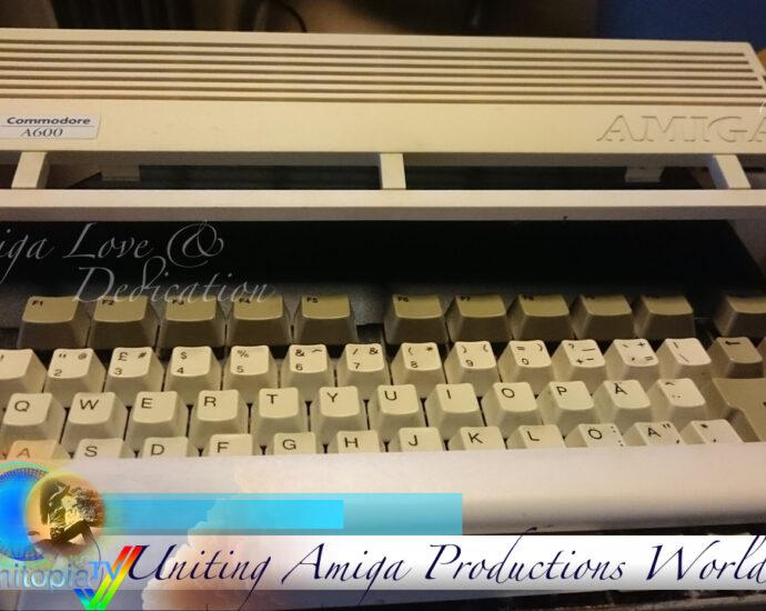 Amiga 600 Love and Dedication