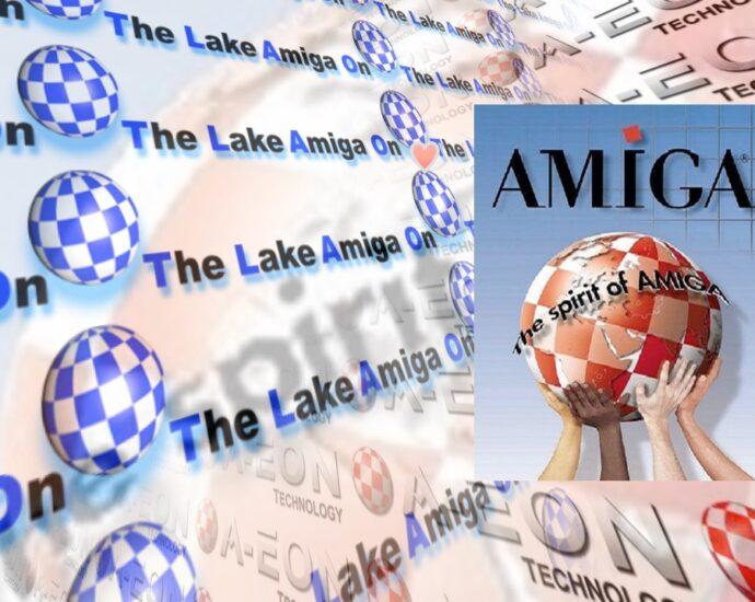 A-EON and Amiga On The Lake