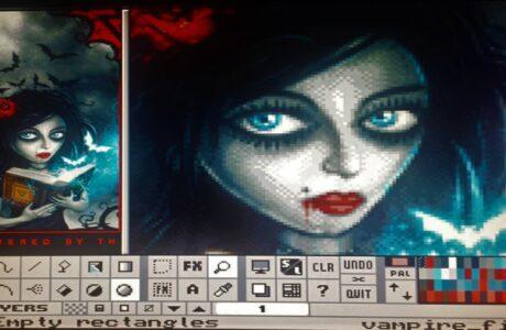 GrafX2 for Amiga