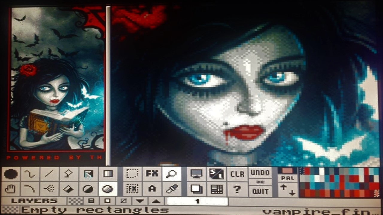 GrafX2 for Amiga