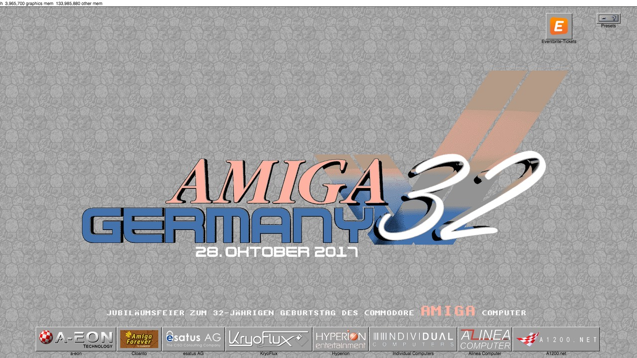 Amiga32 Neuss Germany