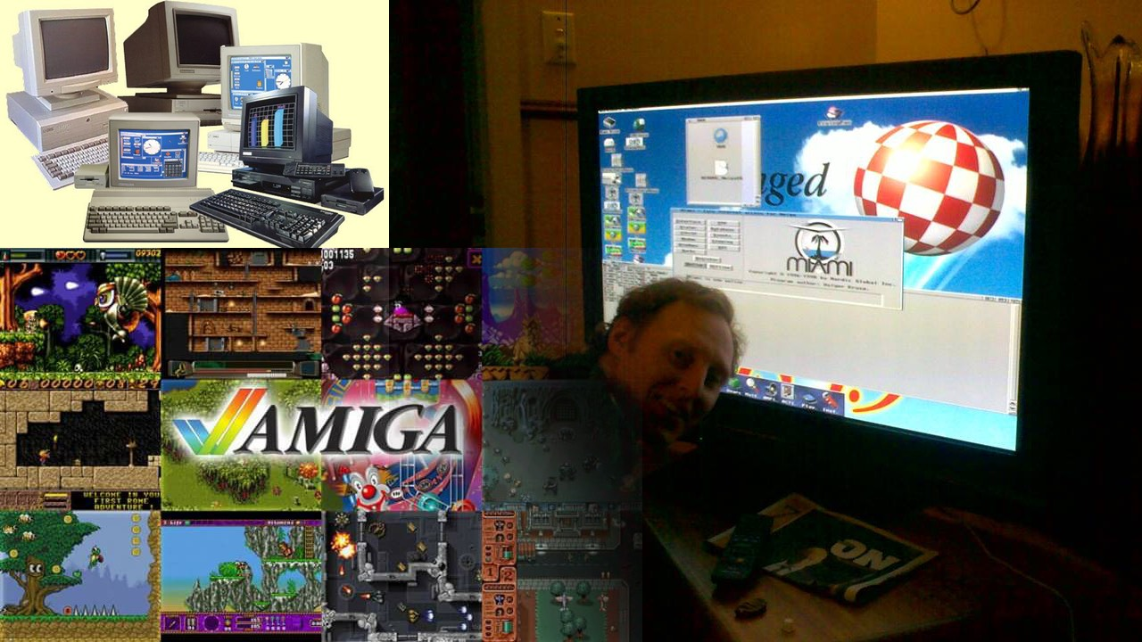 Amiga User Groups