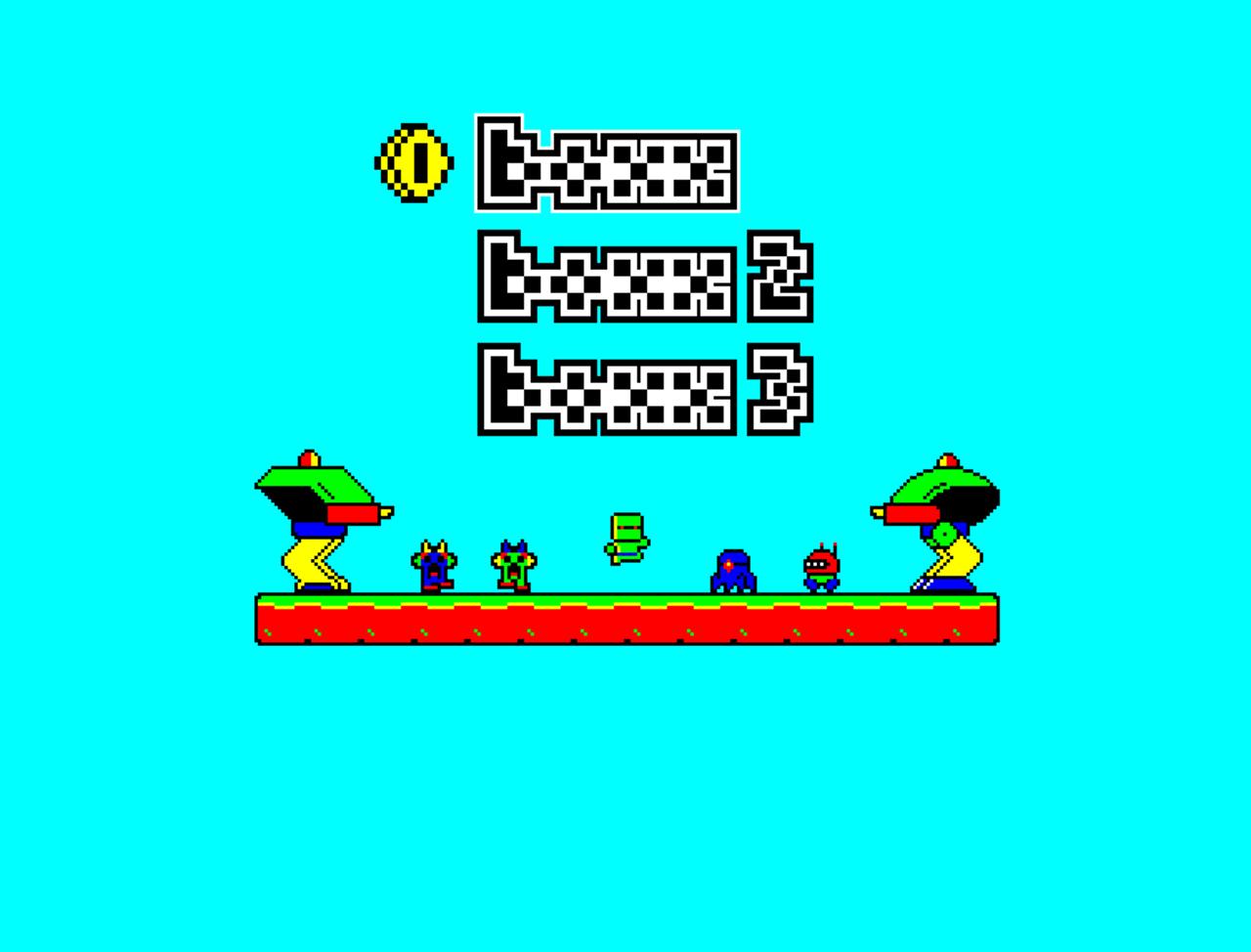 boxx for Amiga