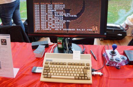 Quake on Amiga