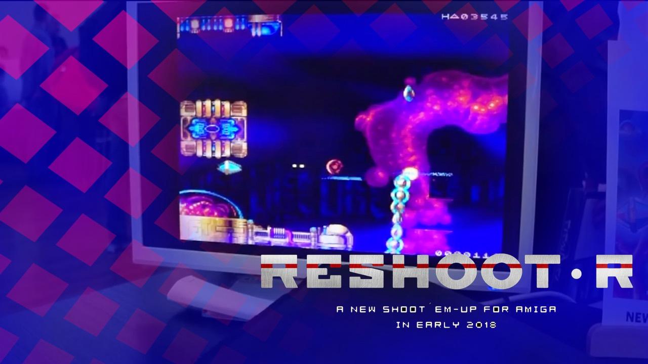 Reshoot R Revealed