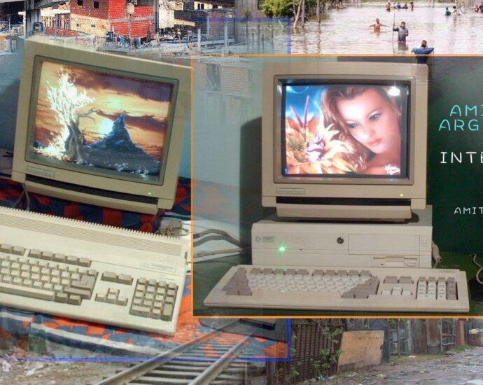 Amiga in Argentina