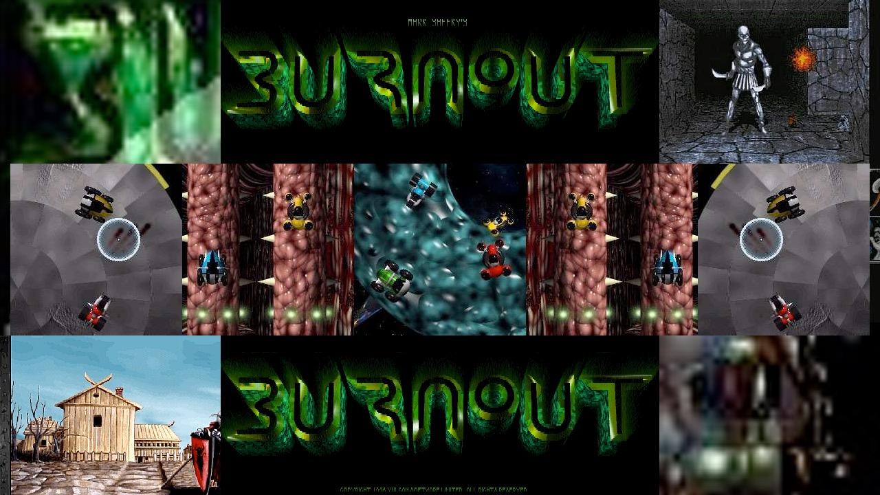 Amiga PAL High Res Games