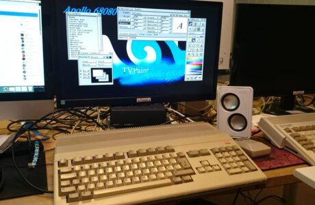 New Amiga 500 and Amiga 500+ Compatible Cases