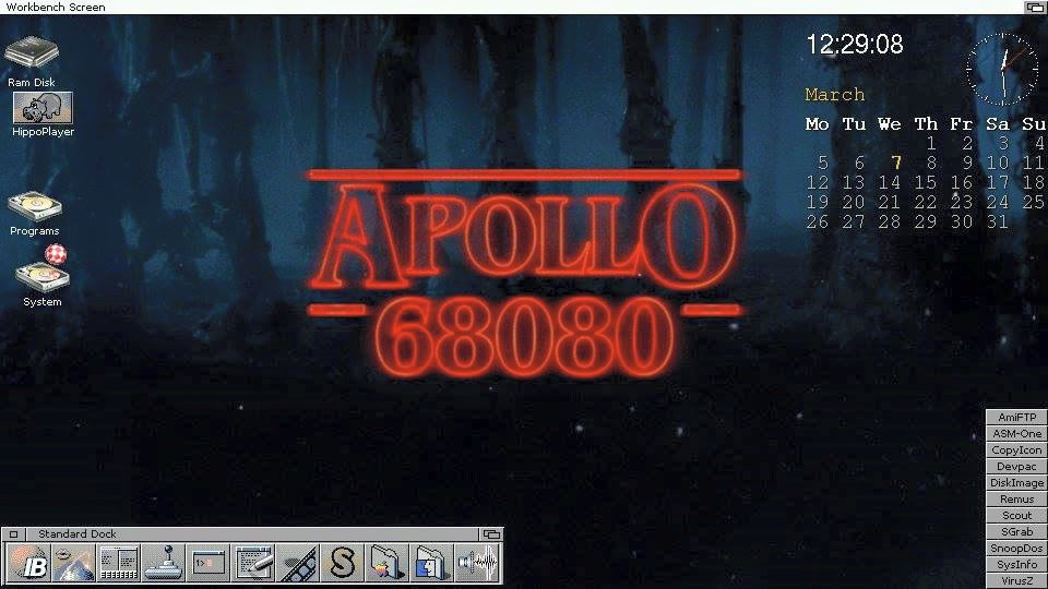 Gold 3 68080 AGA Amiga News Interview with Apollo Team Answers