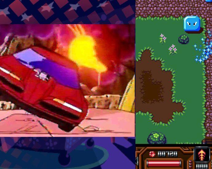 PixelGlass just Released Road Avenger