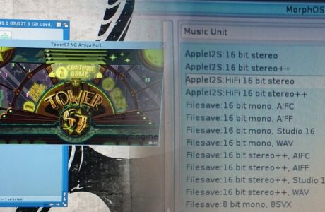 Tower 57 issues on 64MB VRAM