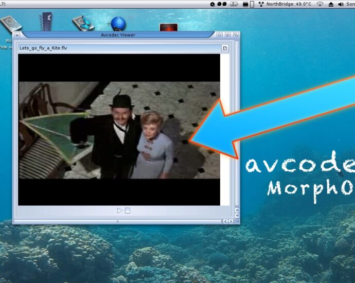 Avcodec.mcc and MorphOS 3.10