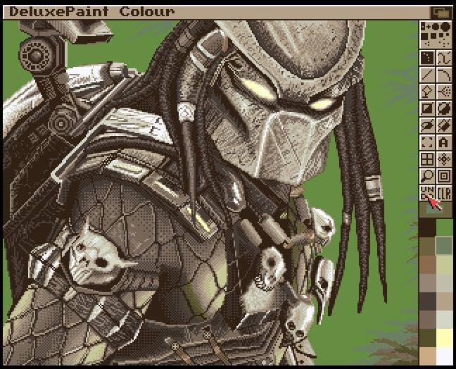 Armour Tech Metal Creature