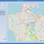 OpenStreetMap viewer app MUIMapparium 0.7 for AmigaOS