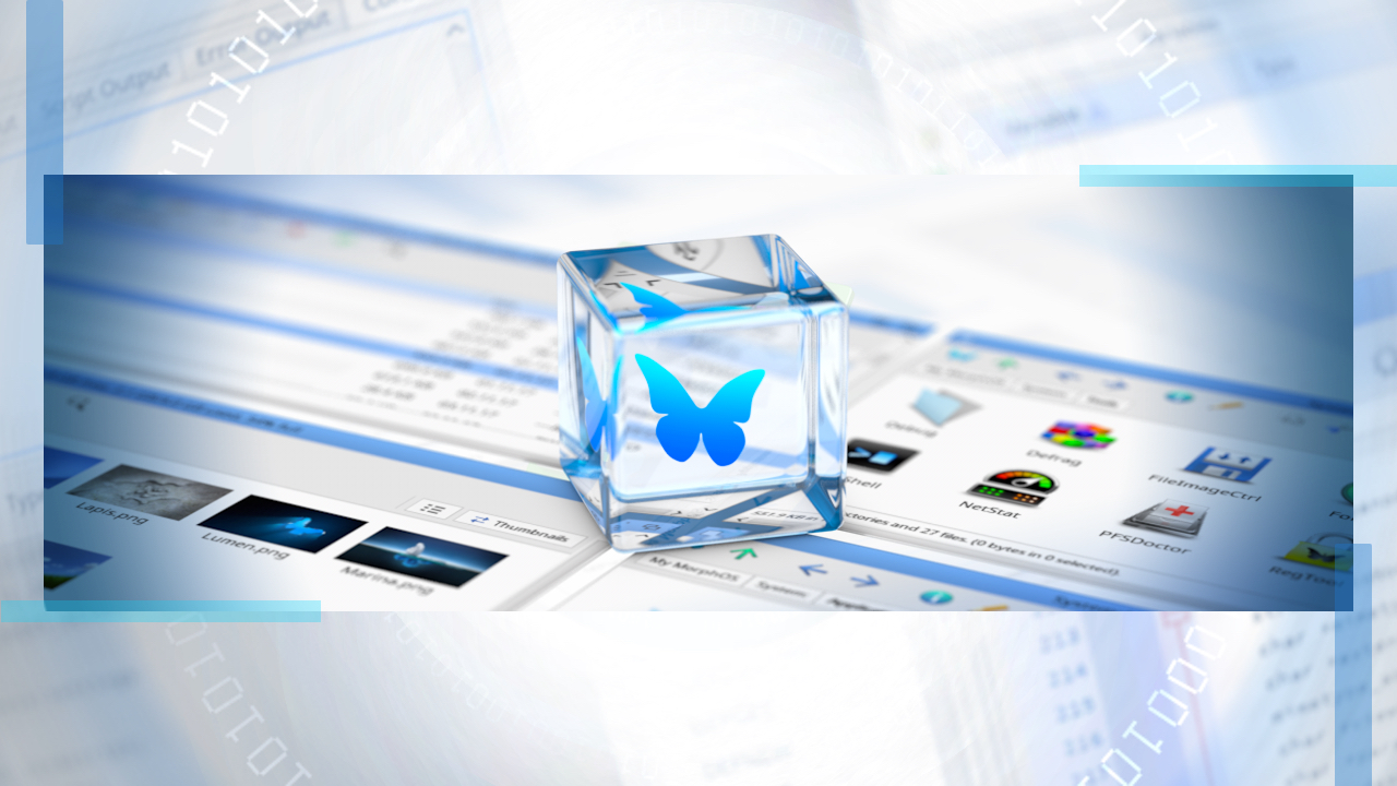 New MorphOS 3.11 is out