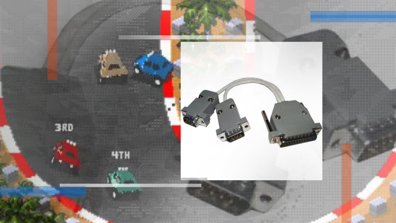 4 Player Adapter for Classic Amiga