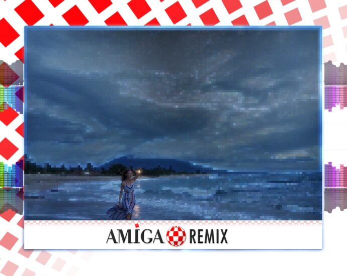 Amiga Remix Article