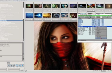 It's AROS time with Icaros Desktop 2.2.3