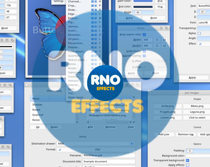 RNOeffects Provides Great Image Processing Amiga News
