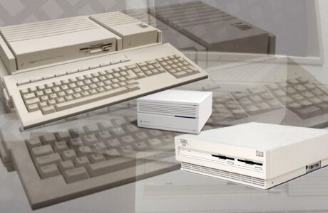 Amiga 3000, Atari TT030 and Macintosh IIci 030 in 68030 Battle