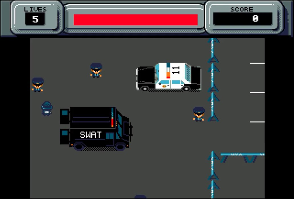 Mini Swat from Amiga Wave is a really interesting Backbone game