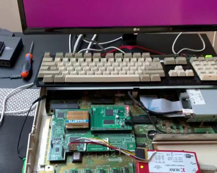 Amazing Accelerator cards in Development for Amiga 500