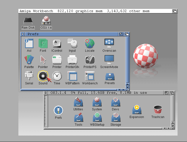 Frequently asked Questions about AmigaOS 3.1.4