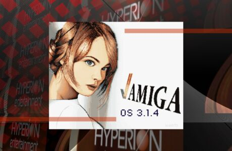 custom software development company Hyperion released AmigaOS 3.1.4 for all