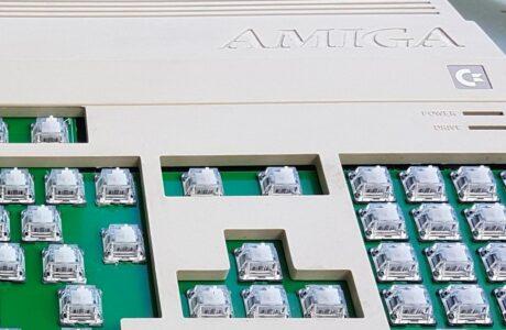 Cherry MX keyboards for Classic Amiga