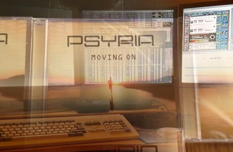 Interview with Psyria the Amiga Eurodance Dance band Moving On