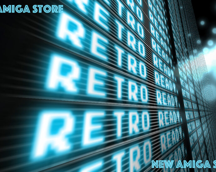 Retro Ready is a Totally new Commodore Amiga store Launched