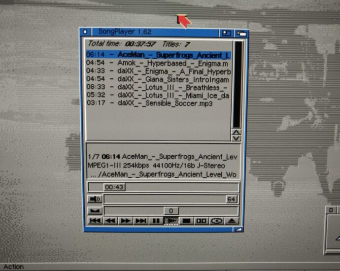Review of Songplayer for Amiga