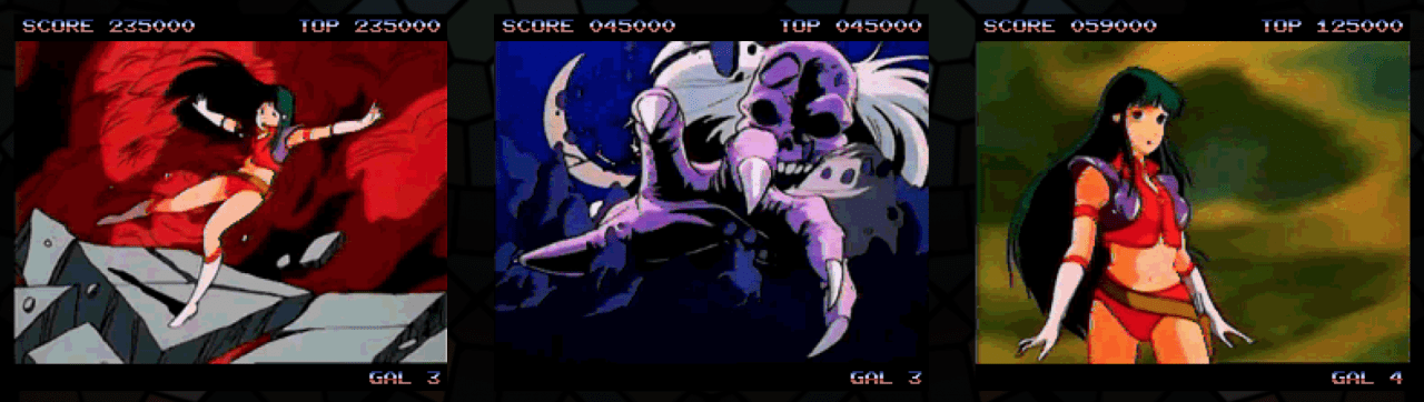 Road Avenger and Time Gal Updates Available for Amiga
