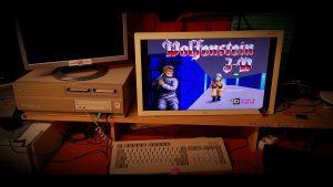AmiWolf brings Wolfenstein 3D to Your Amiga