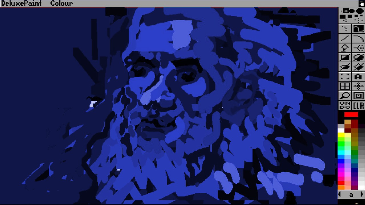 Interview with Karl Marx about the Future of Amiga