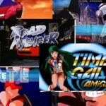Time Gal and Road Avenger Updates Available for Amiga