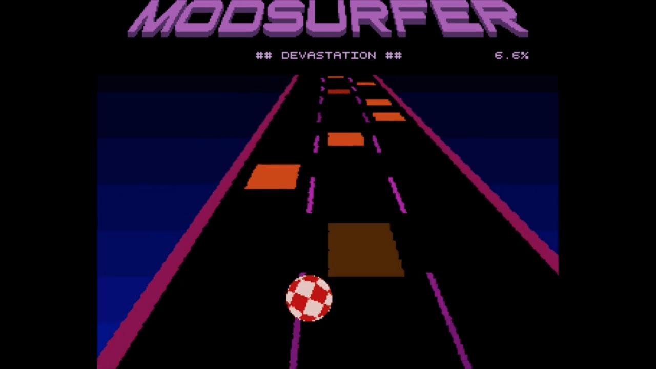 ModSurfer for Amiga