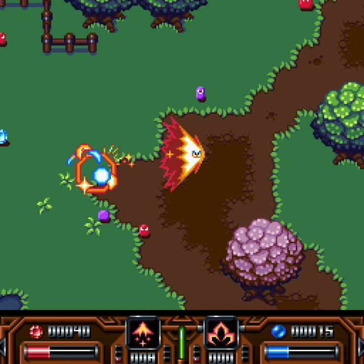 AlarCity Dungeon Prototype released for Amiga users to Try