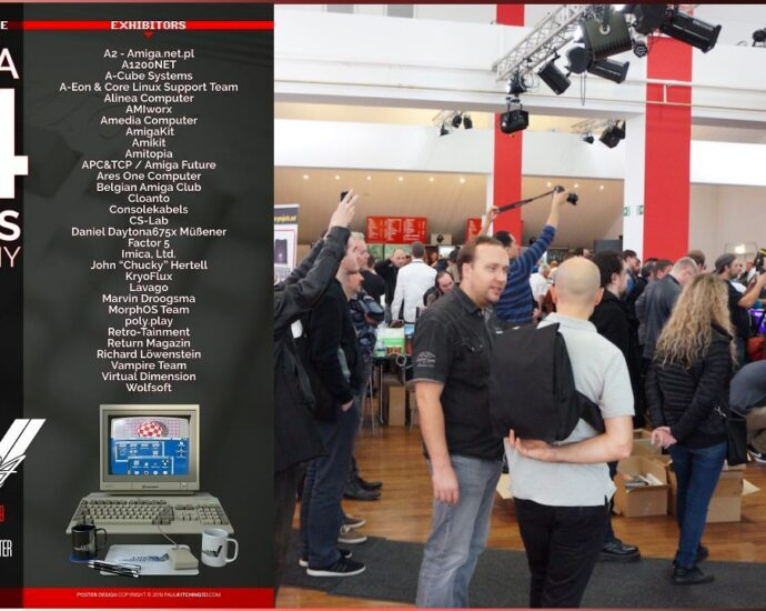Amiga 34 Neuss Advert