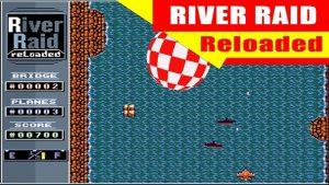 New River Raid clone released for the Amiga