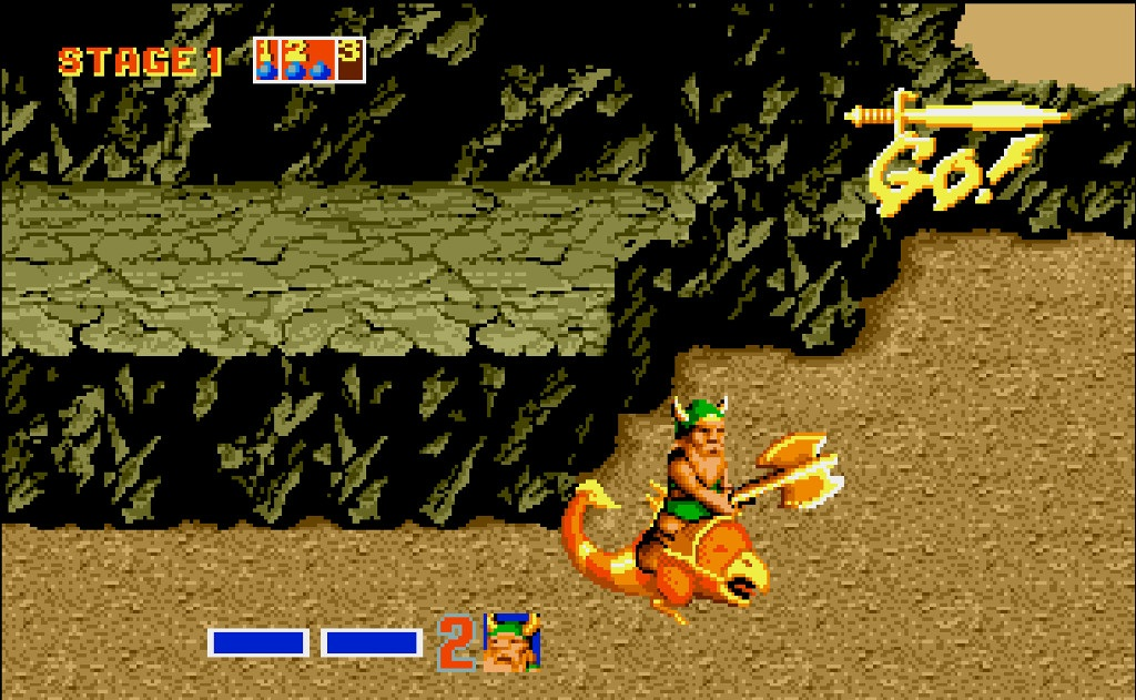 Golden Axe for Amiga is One of The BEST Conversions
